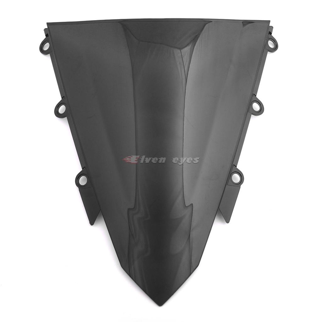 ✨D.8配件 適合本田CBR500R 16-17-18年摩托車擋風玻璃 前風擋 擋風鏡導流罩