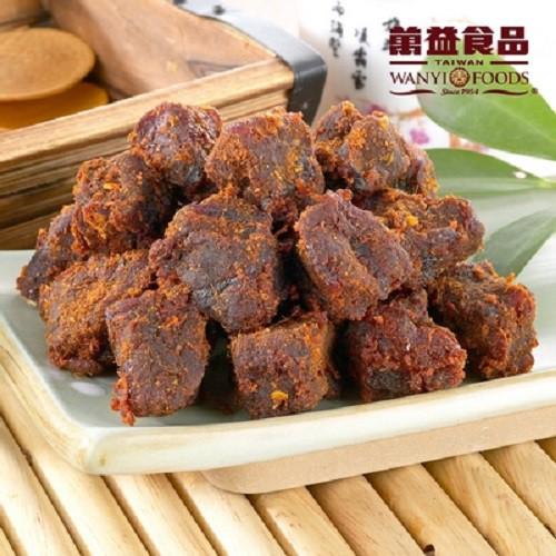 萬益食品 [牛肉角-100g]