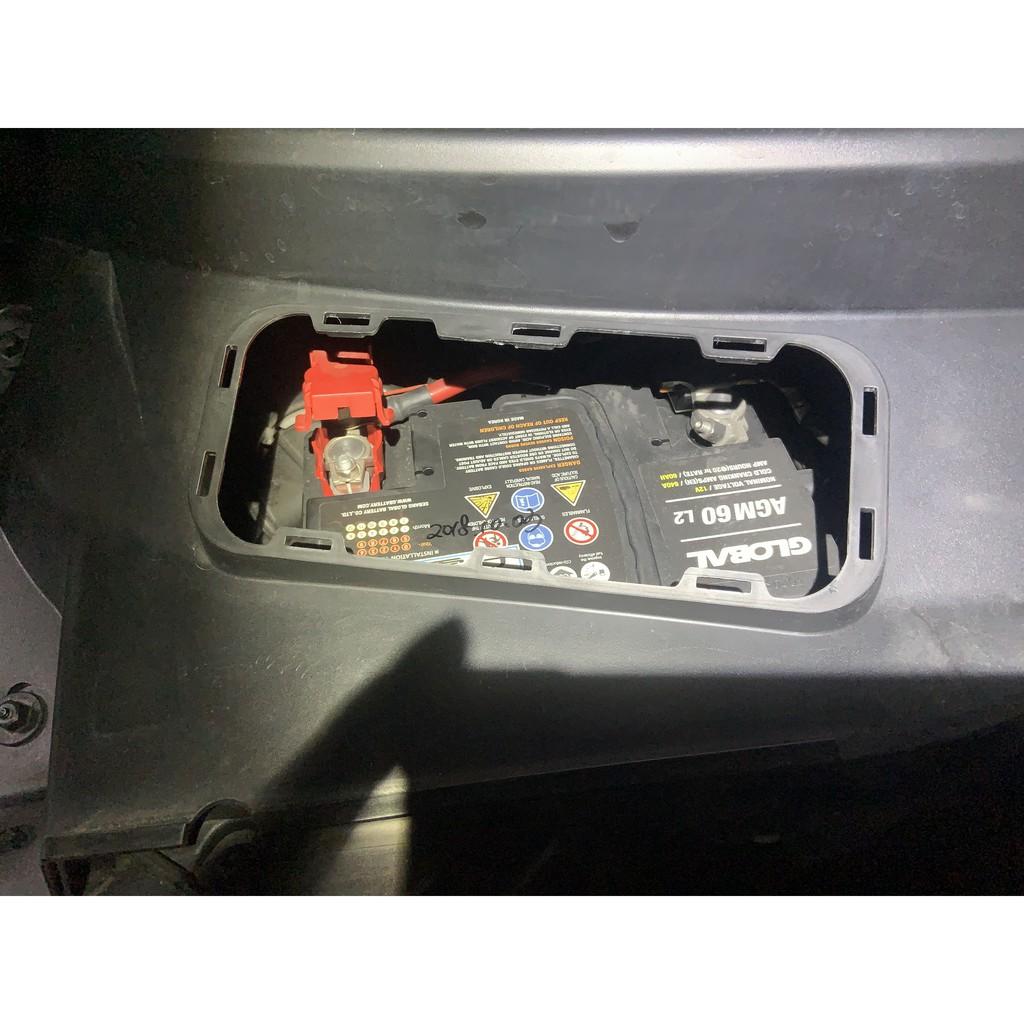 【汽車電池安裝】MINI COOPER 汽車電池更換 地下室到府安裝 高雄地區更換 FIAMM VR760