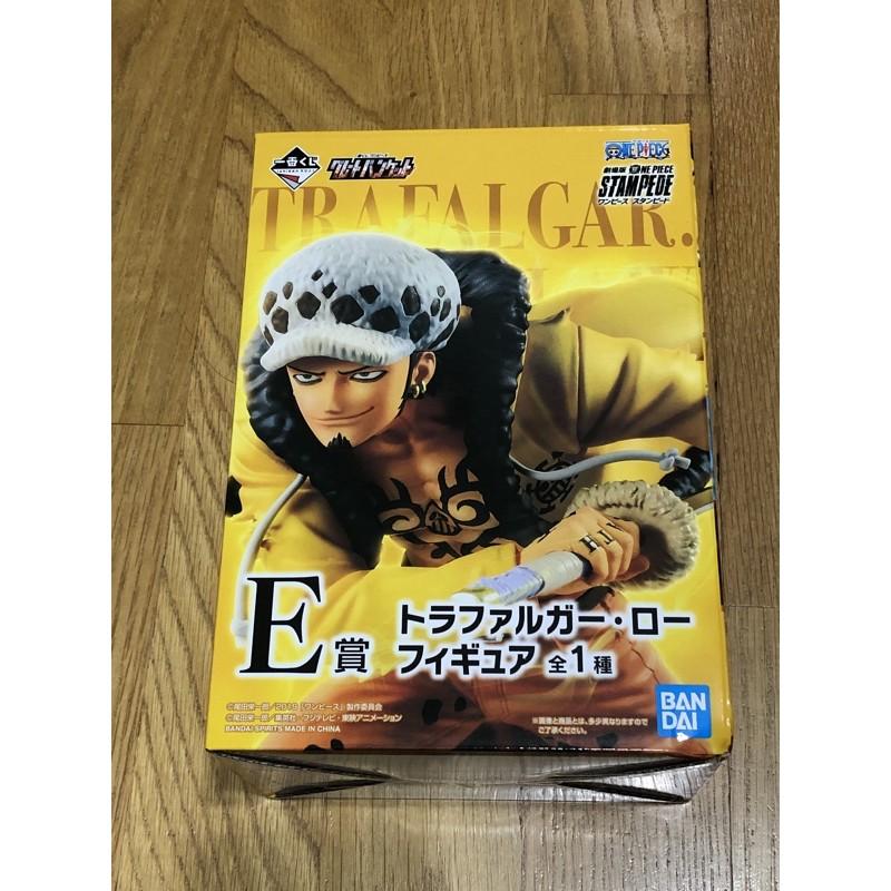 金證 日本 海賊王 one piece 劇場版 一番賞 E賞 羅