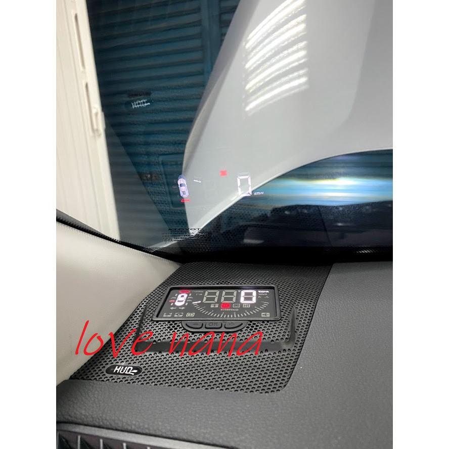 [[娜娜汽車]] 豐田 5代RAV4專用 崁入式抬頭顯示器 原廠插頭對接 安裝簡單 保固一年