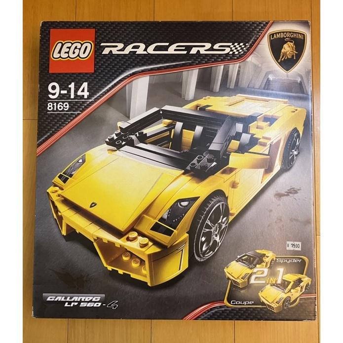 LEGO 8169 藍寶堅尼(全新)
