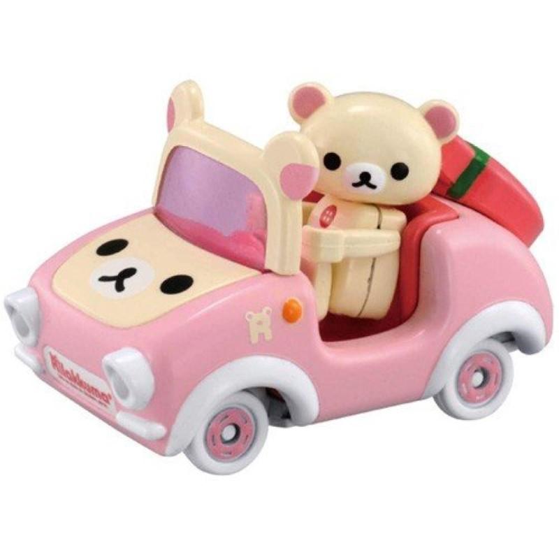 TOMICA Dream #R09 騎乘系列 拉拉熊妹妹 小懶熊 再到貨無新車貼 玩具e哥 96835