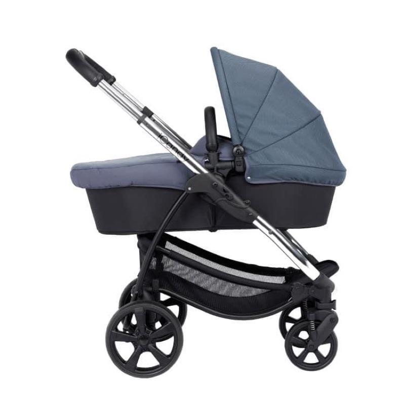 英國ICANDY STRAWBERRY 2 新色嬰兒推車 (含睡箱)藍色