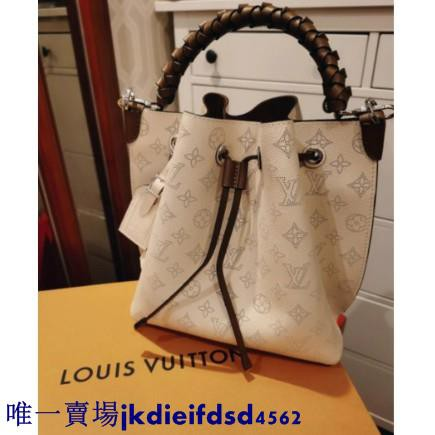 LV LOUIS VUITTON 路易威登 M55799 M55800 M55801 SAC MURIA 購物袋 水桶