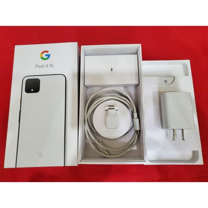 ※聯翔通訊 白色 Google Pixel 4 XL 64G 台灣原廠過保固2020/10 原廠盒裝※換機優先