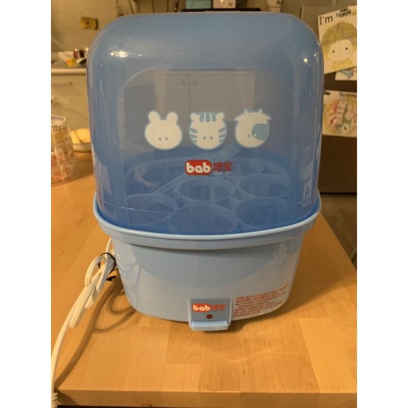 培寶蒸氣式奶瓶消毒鍋
