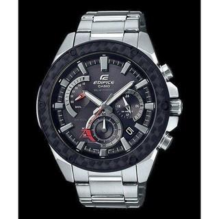 CASIO 卡西歐 EDIFICE 三眼錶賽車錶 (太陽能電力) EQS-910D-1A