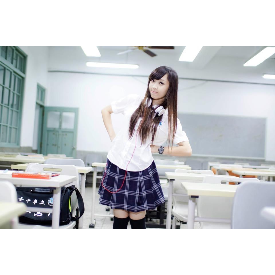 *水手服專賣店*╯台中市 東山高中女生夏季制服一套(日式制服,全新品)