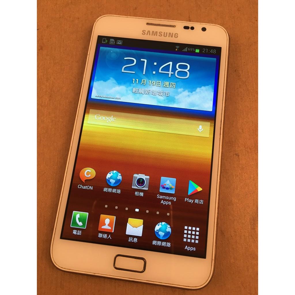 Samsung Galaxy Note 1代 GT-N7000 充電孔故障
