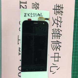 手機維修 ASUS ZenFone ZOOM ZX551ML 螢幕維修 觸控板更換 玻璃破裂 液晶總成更換 觸控螢幕破裂 新北市