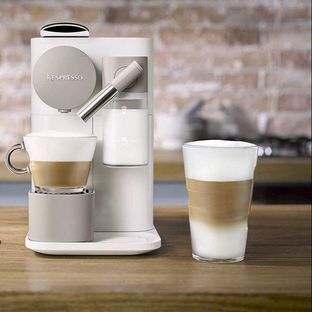 Nespresso F111 雀巢 Lattissima One 膠囊咖啡機 奶泡 F111WH F111BW