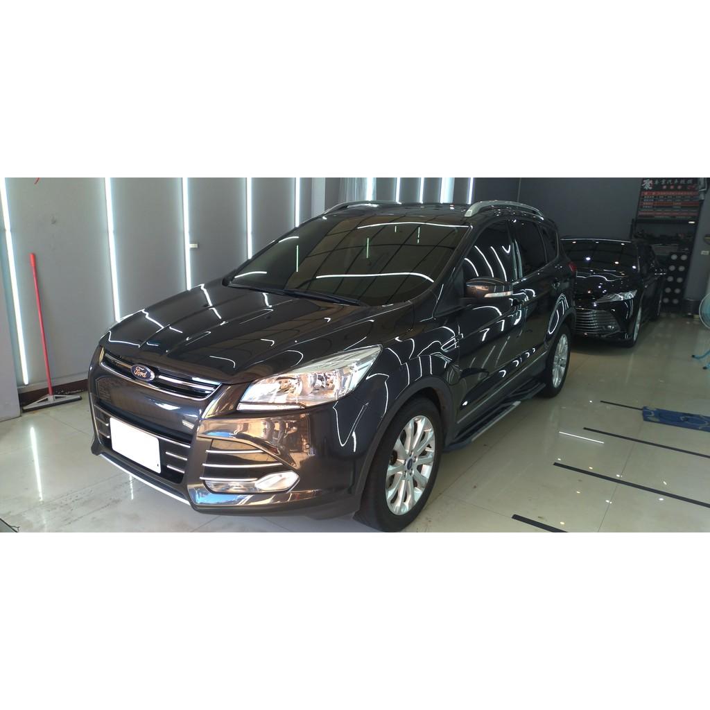 2016 福特 FORD 酷加 Kuga 1.5 灰色 休旅車 SUV 5人座 渦輪車 ~ 二手車 中古車
