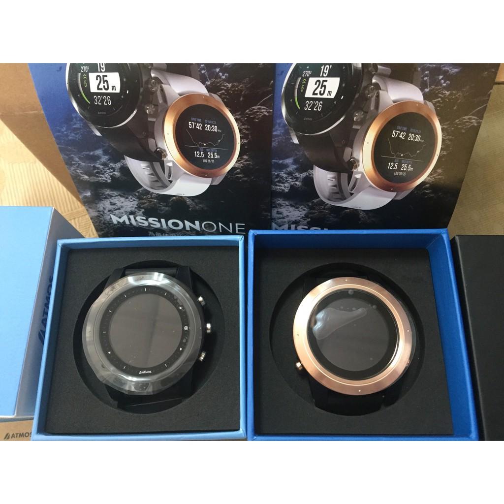 游龍潛水●ATMOS MISSION ONE多功能中文介面潛水電腦錶❤本店加贈彩色錶帶