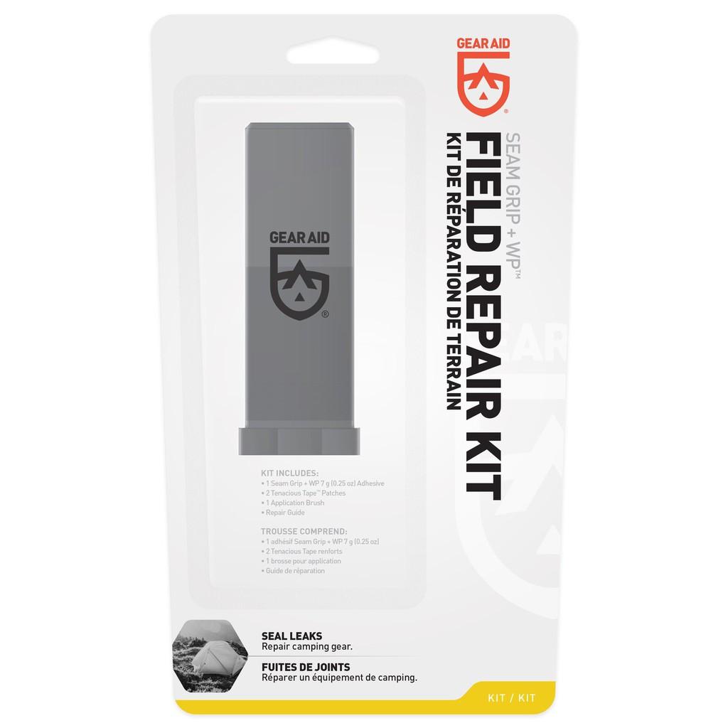 GEAR AID Seam GripR 萬用膠含修補片組 10591 萬用膠+2片補釘