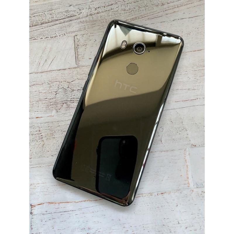 HTC U11+ 4G/64G 極鏡黑 原廠盒裝 功能正常 非 U11 U12 EYES PLUS LIFE ultra