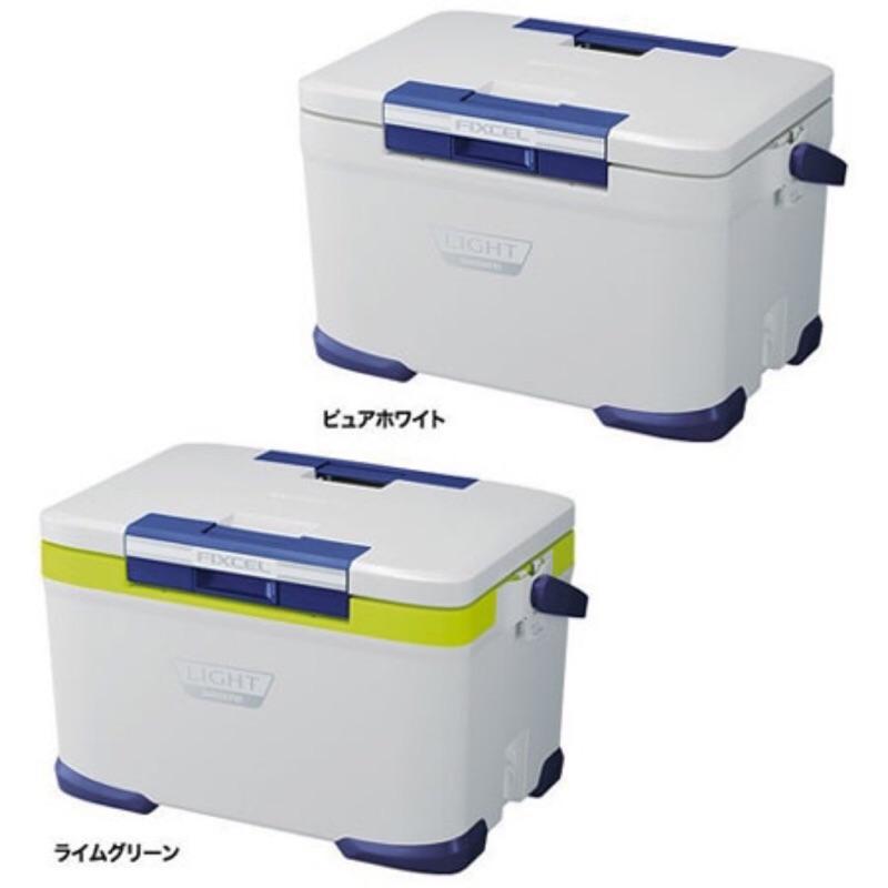 (桃園拓源釣具) SHIMANO FIXCEL LIGHT LF-030N 可拆式輕量冰箱30公升