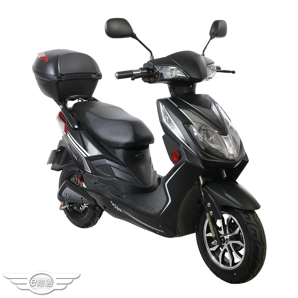 【e路通】EA-R89 騎士 48V鉛酸 500W LED大燈 液晶儀表 電動車(客約) (電動自行車)
