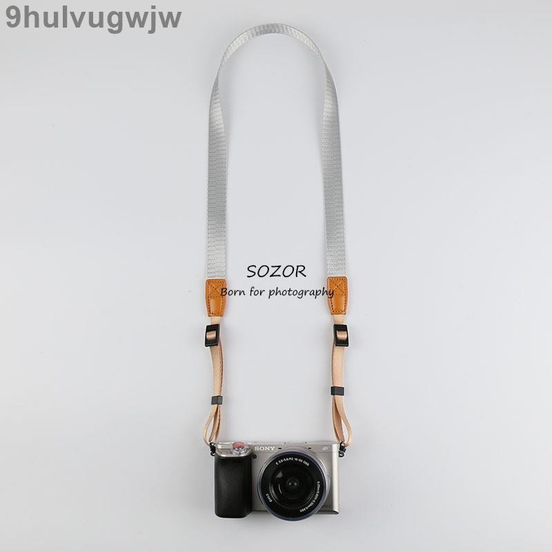簡💎單◕‿背帶◕微單相機背帶富士XS10拍立得肩帶掛繩佳能G7X3理光GR3 2松下LX10