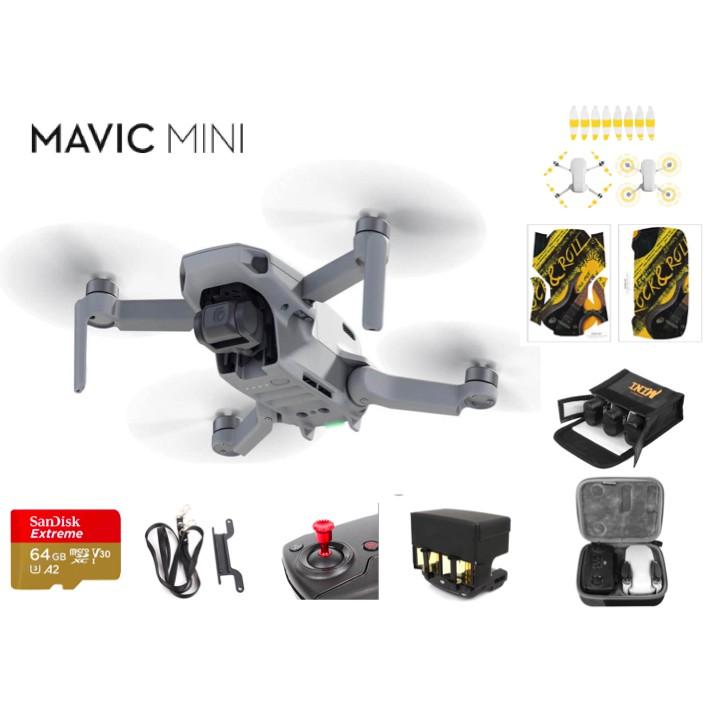 【現貨供應中】大疆 DJI MAVIC MINI 空拍機 單機版 達人配件玩家套組 史上最輕 無人機 分期0利率