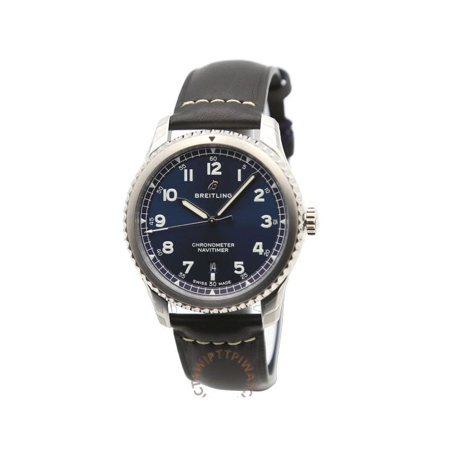 【BREITLING 百年靈】NAVITIMER 8 AUTOMATIC 41自動航空腕錶