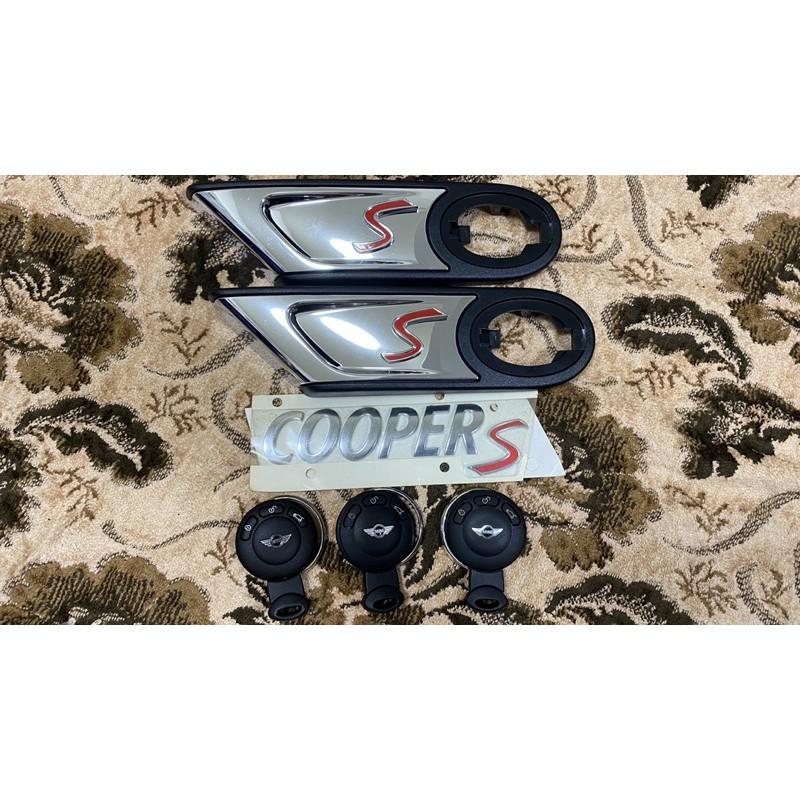 Mini COOPER S 53 R55 R56 原廠精品