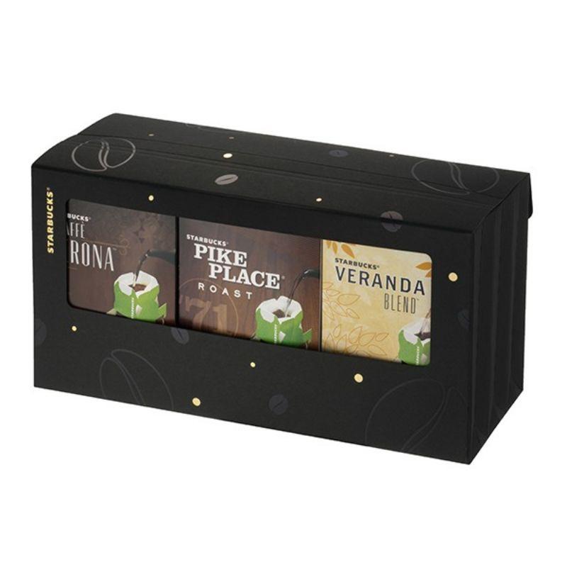 星巴克 掛耳咖啡 VIA即溶咖啡 禮盒