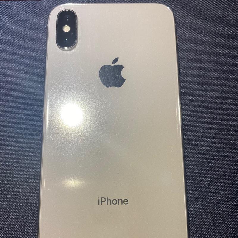 iPhone X256G全機原廠盒裝送包膜玻璃保護貼