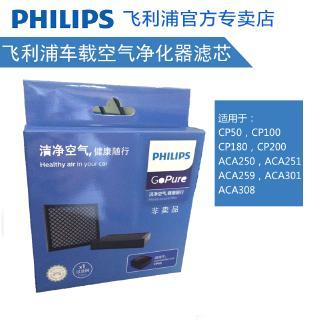 飛利浦車載空氣凈化器濾網CP50 ACA301 ACA251 CP100 CP200濾芯