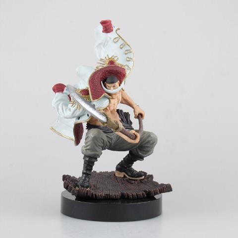 The home 海賊王/航海王劇場版 一番賞 B賞黃金白胡子 禮品禮物盒裝手辦