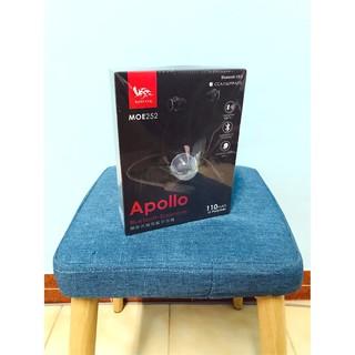 快速出貨 Apollo MOE252 藍芽v5.0 頸掛式藍芽耳機(黑色款)