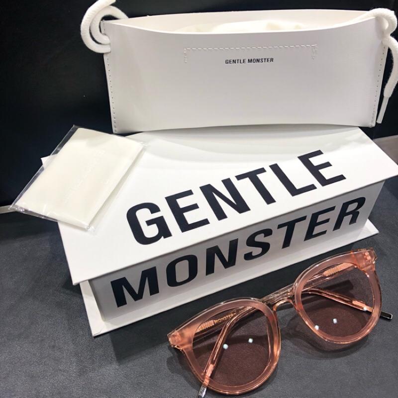 (Gentle Monster全系列商品皆可代購)SEESAW 夏天果凍粉色 原價7950$ Her01 papas01