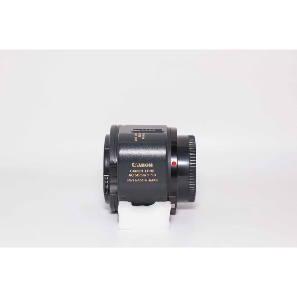 Canon AC 50mm f1.8 FD系列 稀有自動對焦