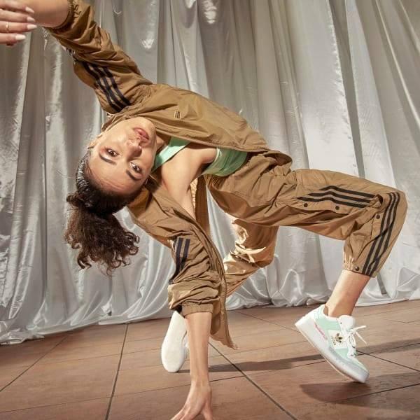 adidas 休閒鞋 Forum Bold W 白 綠 金 厚底增高 跳舞鞋 女鞋  FY5117