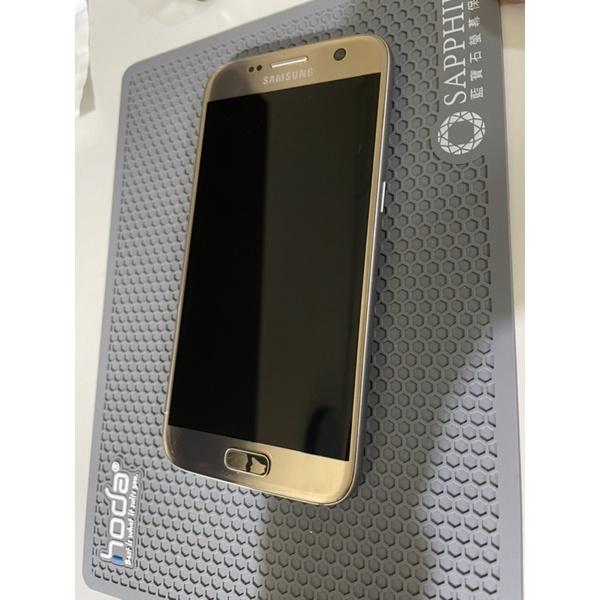 Samsung Galaxy S7 二手備用機便宜出售~ 下標前請先詢問喔!