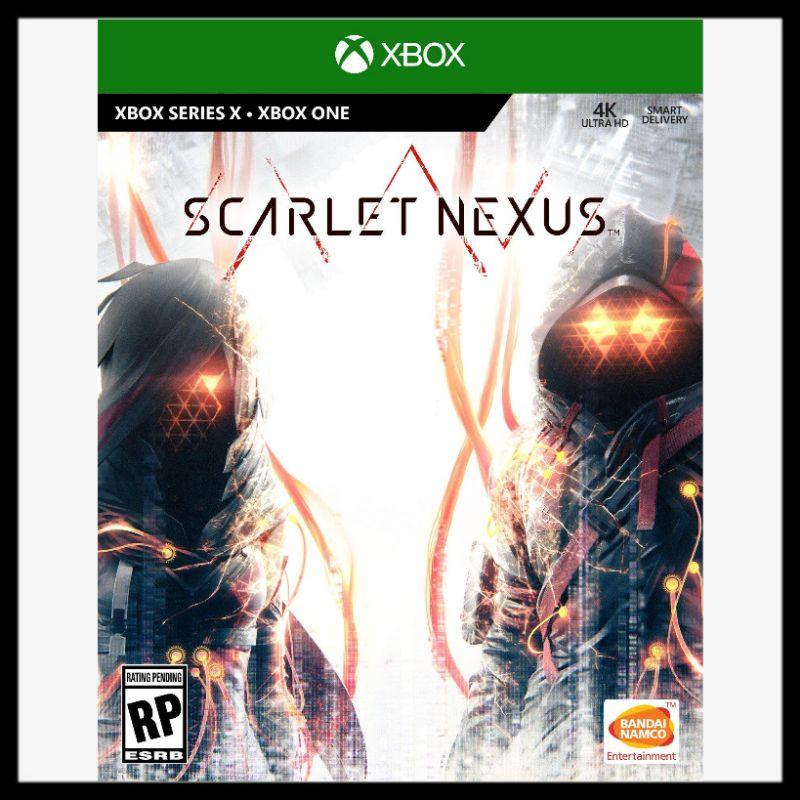 官方序號 XBOX ONE SERIES S X 緋紅結繫 Scarlet Nexus  中文版