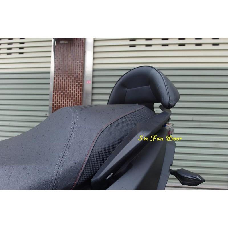『小星精品』 KS K&S 後靠背 FORCE SMAX 小饅頭 ABS 靠背 加大 編織 後椅背 後座 饅頭