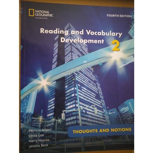 [現貨]Reading and Vocabulary Development 2