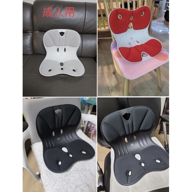 免運活動-現貨 韓國Curble 3D美學護脊椅(大人.青少年及兒童專用及熊大莎莉特別款及加寬版)