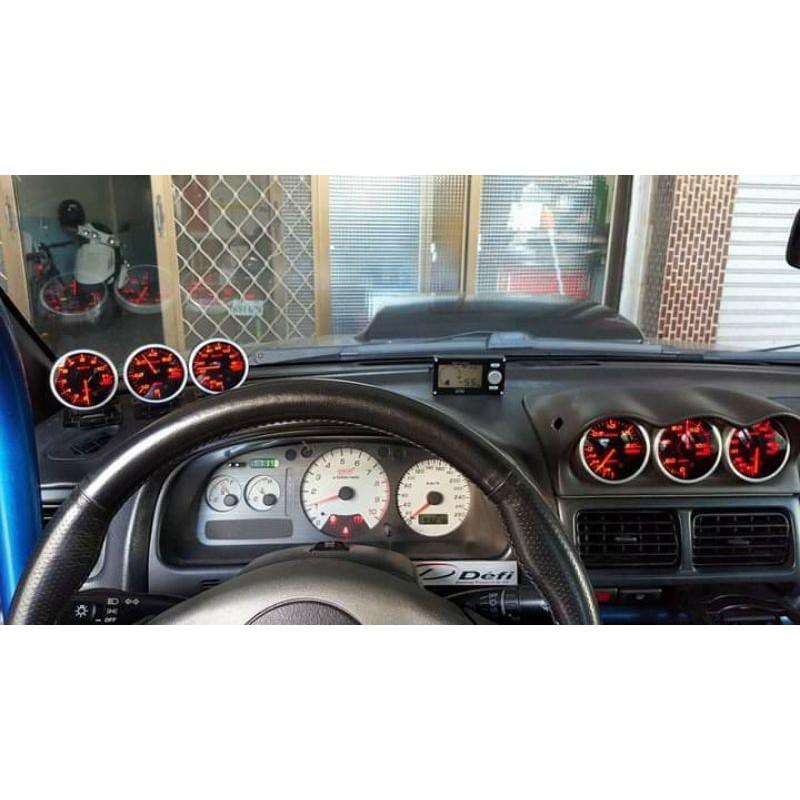 賣2002年 IMPREZA SUBARU GC8 T20C SPEC C 紅頭引擎 SG9 6速