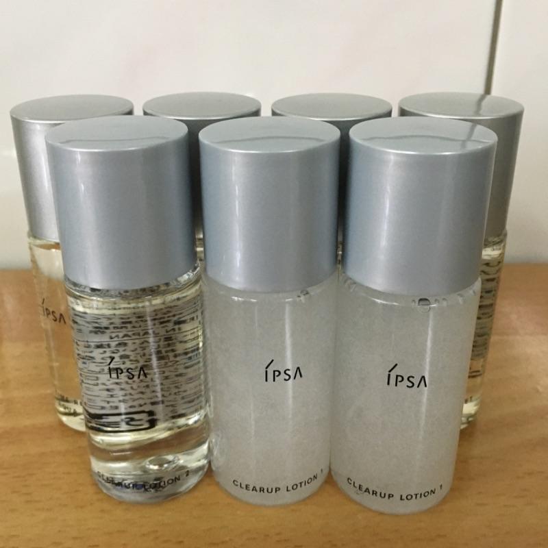 IPSA茵芙莎 角質發光液1號/2號 30ml