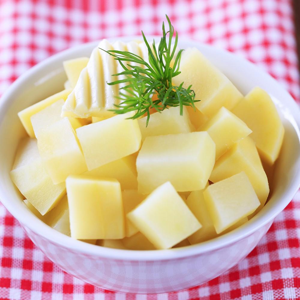 冷凍馬鈴薯丁 1kg/包 【金龍生鮮肉品】