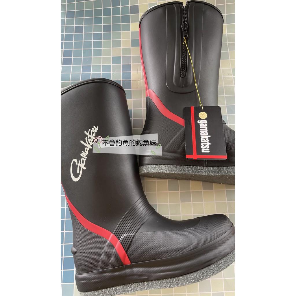 GAMAKATSU GM-4526 長筒鞋 防滑鞋 釘鞋+菜瓜布 M/L/2L 磯釣 海釣 礁石 日本 釣魚 釘鞋