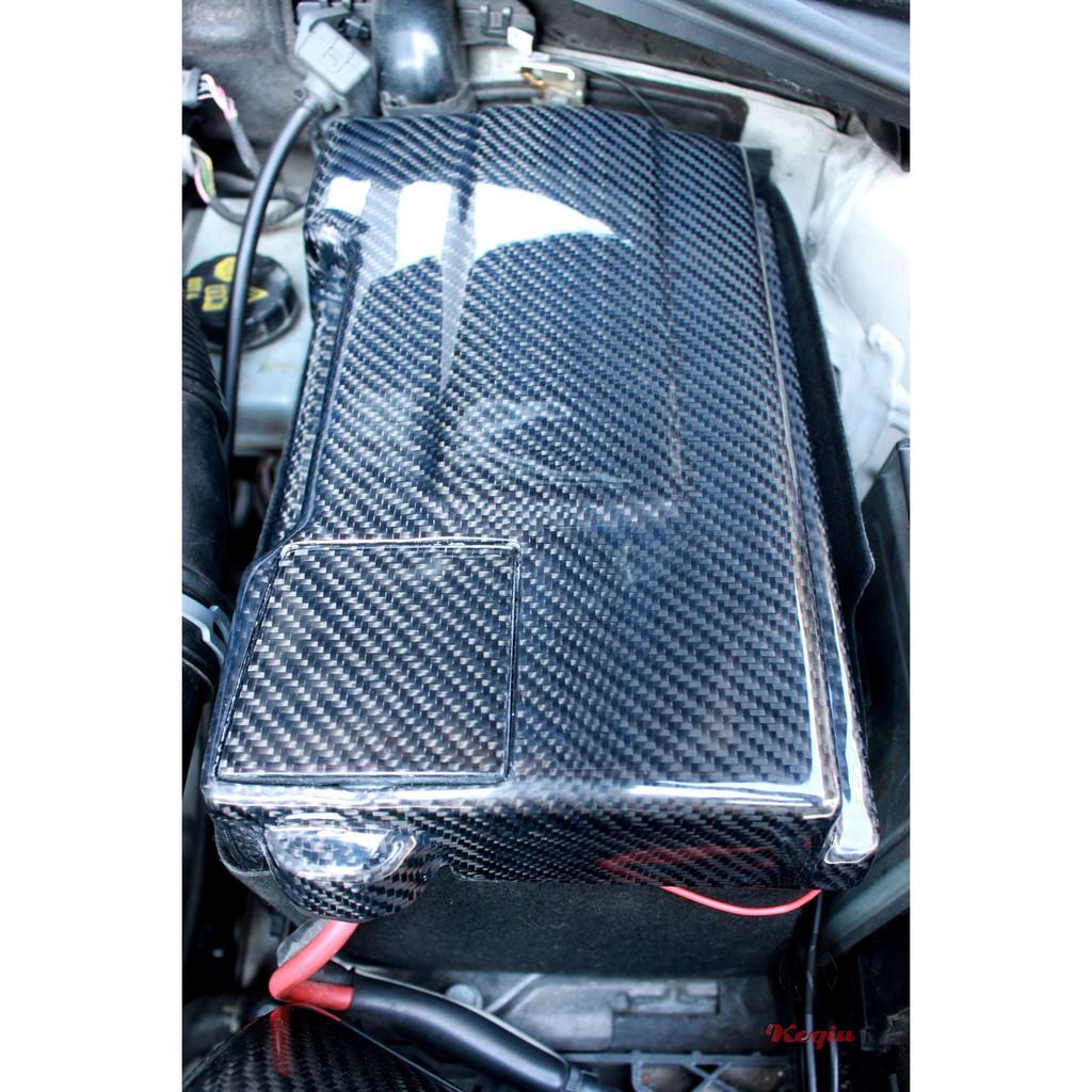 起秋汽車精品 福斯VW 碳纖維電池蓋 電瓶 NEW Tiguan GOLF7 7.5 Skoda EA888