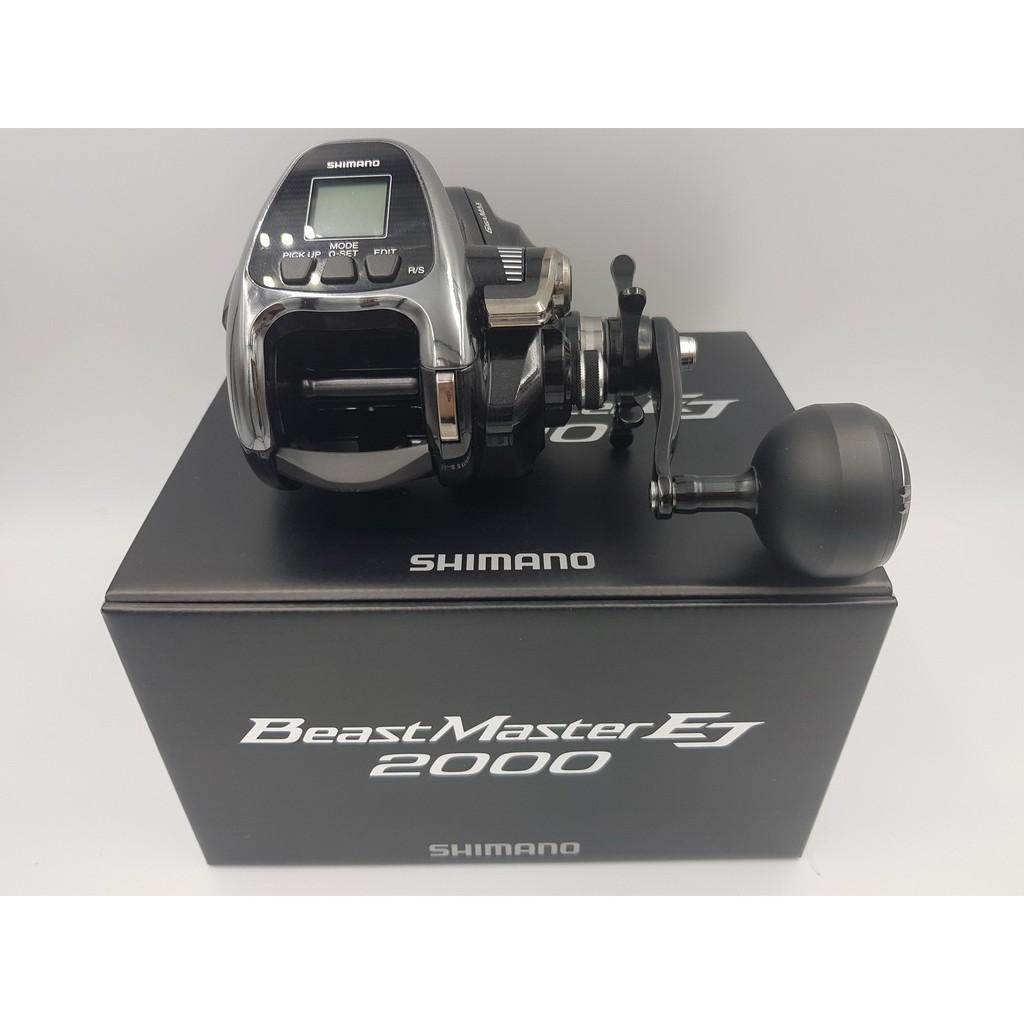 釣魚 日本SHIMANO Beast Master BM 2000 EJ 路亞鐵板專用 電動捲線器 北三 近海小搞搞