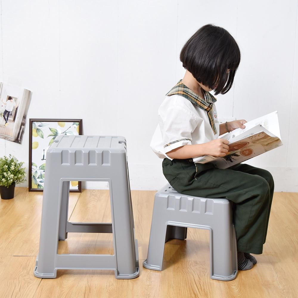 樹德 小櫃椅/高櫃椅【livinbox】 三色 台灣製 椅凳/矮凳/椅子/沐浴椅