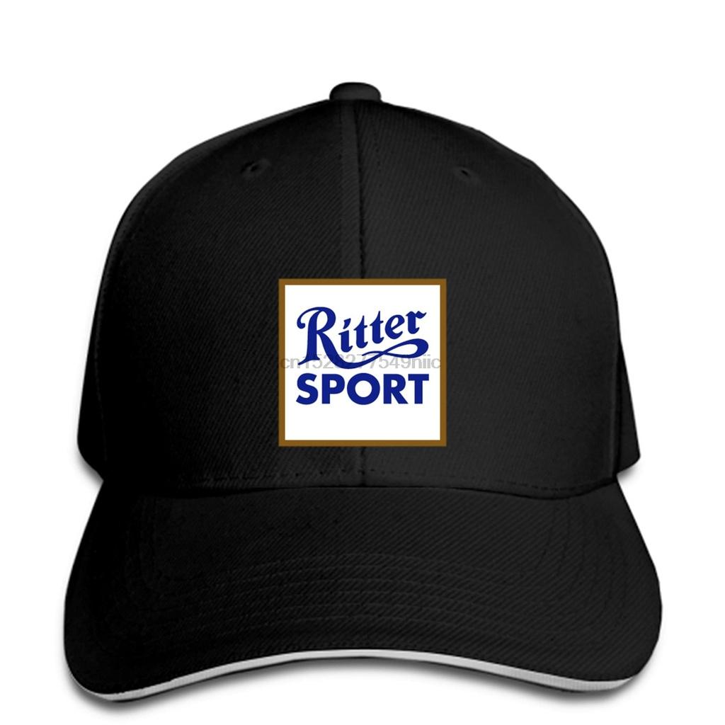 【現貨】男士棒球帽Ritter Sport Logo Snapback帽子女士