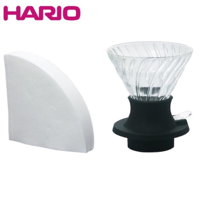 大Size HARIO SSD-360 SWITCH浸漬式濾杯 聰明濾杯 附40入濾紙 浸泡