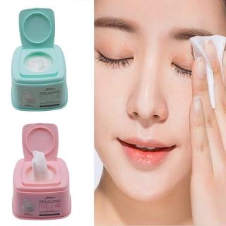 綠色/ 粉色1盒(250抽)抽式化妝棉