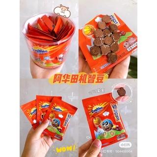 Ovaltine阿華田機智豆 濃香可可味 牛奶麥芽糖壓片 臺南市